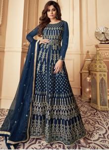 Resham Wedding Anarkali Suit