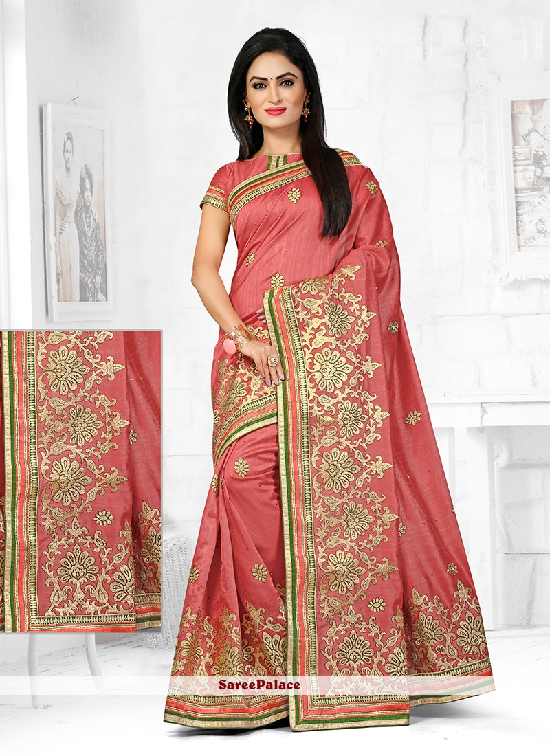 Royal Designer Traditional Saree For Wedding