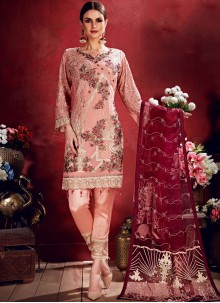 Salwar Suit For Ceremonial