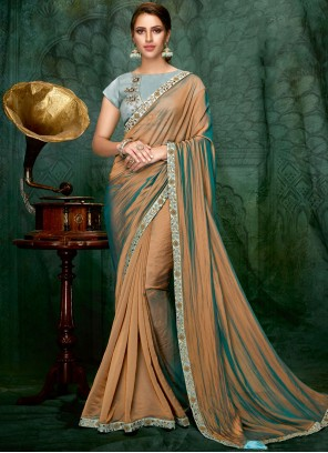Shaded Saree For Wedding