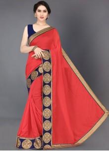 Silk Border Casual Saree