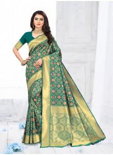 Silk Casual Saree
