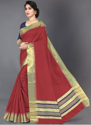Silk Casual Trendy Saree