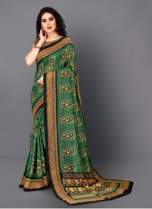 Silk Classic Multi Colour Saree