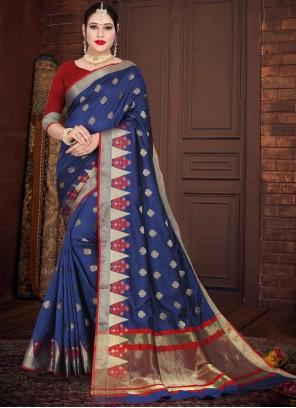 Silk Festival Casual Saree