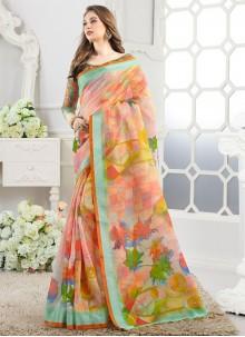 Silk Multi Colour Saree