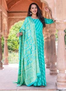 Silk Rama Fancy Readymade Suit
