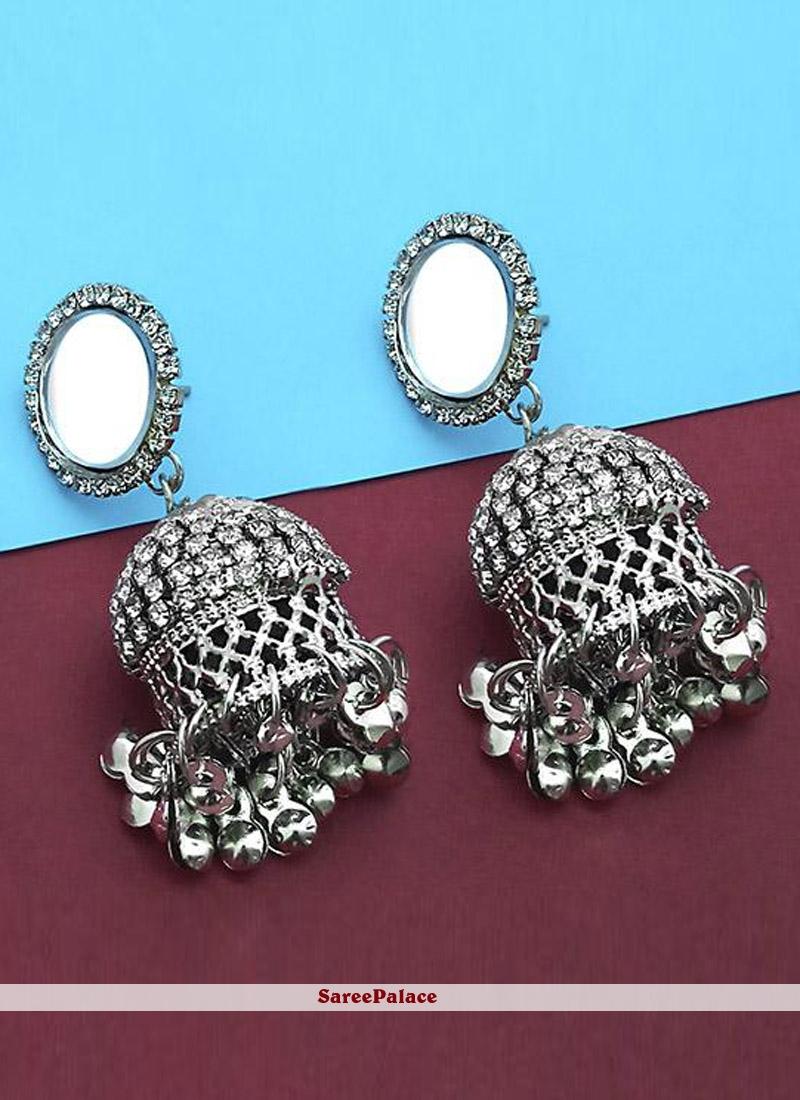 Silver Ear Rings