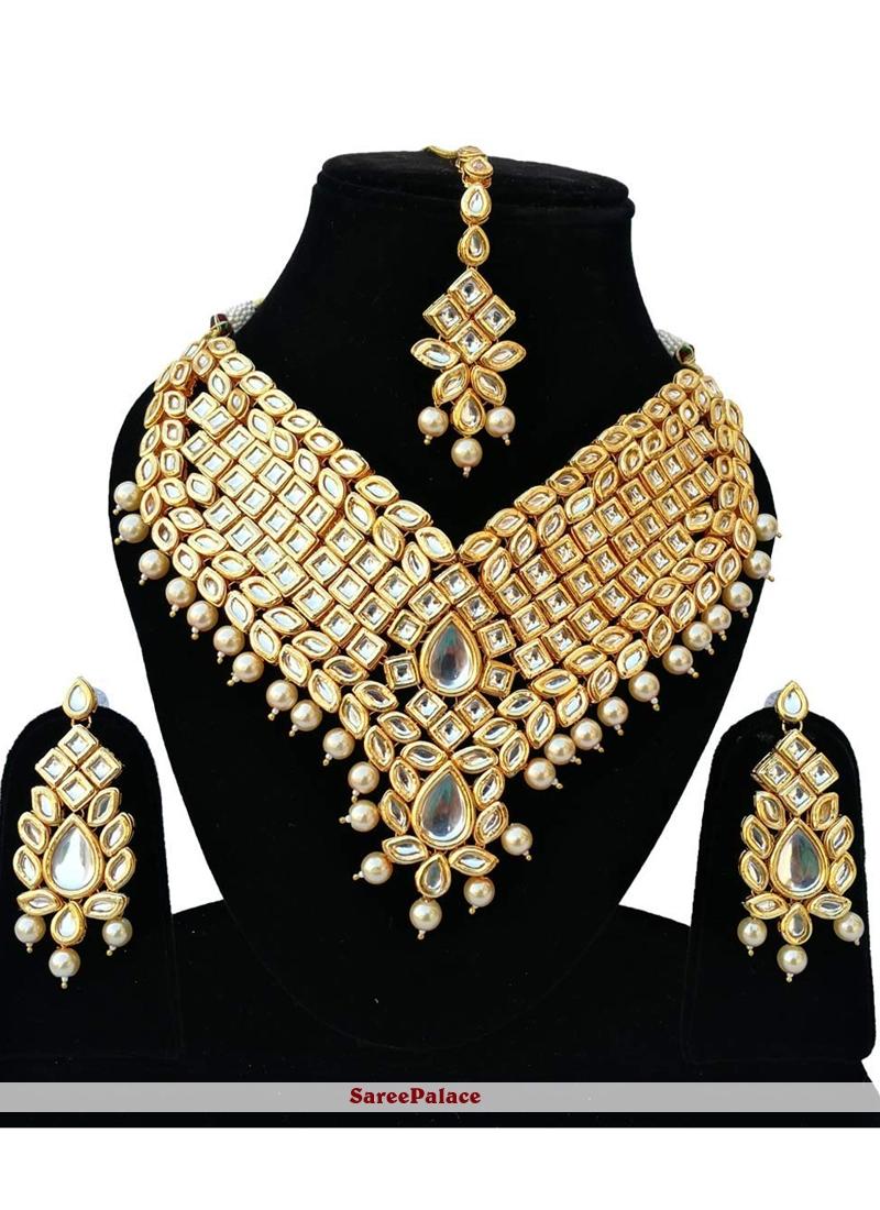 Stone Gold Bridal Jewellery