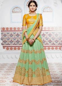 Sunshine Lehenga Choli For Bridal