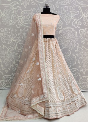 Thread Net Designer Lehenga Choli