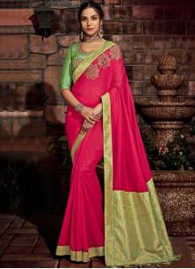 Thread Wedding Designer Saree