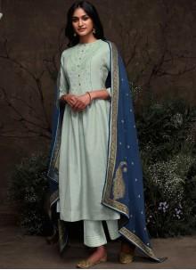 Thread Work Party Pakistani Salwar Suit