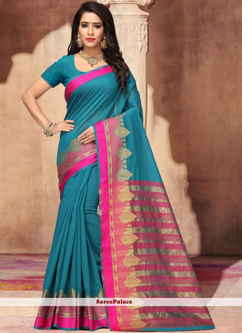 Traditional Designer Saree For Festival