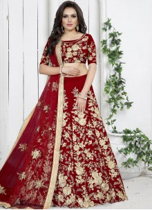 Trendy Designer Lehenga Choli For Party