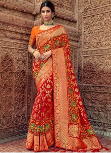 Trendy Saree For Reception