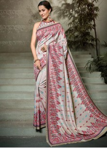 Tussar Silk Silk Saree
