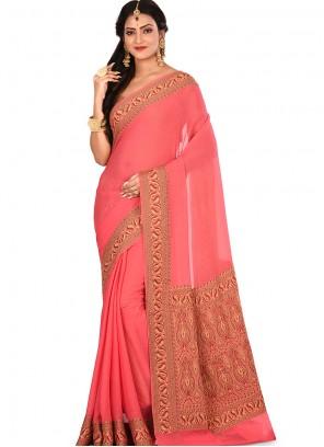Weaving Art Banarasi Silk Designer Traditional Saree