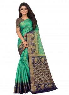 Weaving Casual Designer Saree