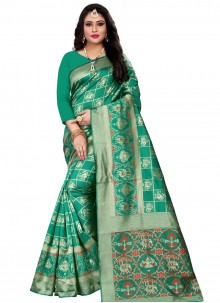 Weaving Festival Casual Saree