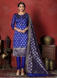 Weaving Festival Salwar Suit