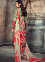 Whimsical Green Pant Style Suit