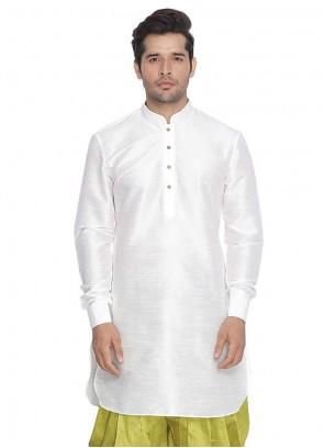 White Color Kurta