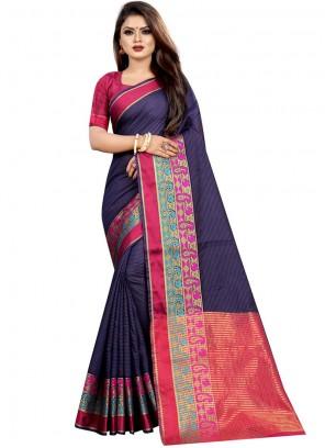 Woven Ceremonial Classic Designer Saree