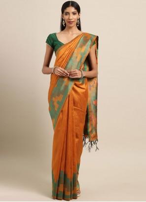 Woven Designer Traditional Saree