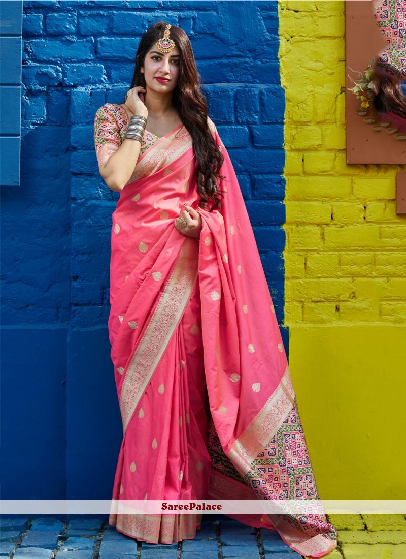 Woven Trendy Saree