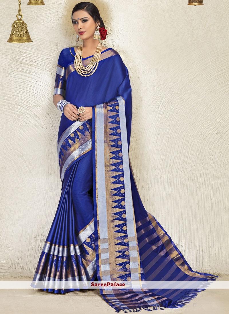woven Work Classic Designer Saree