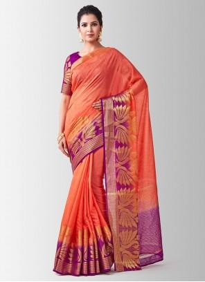 Zari Art Silk Designer Traditional Saree