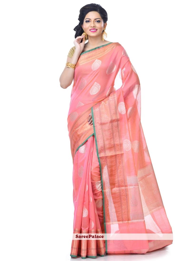 Zari Classic Designer Saree