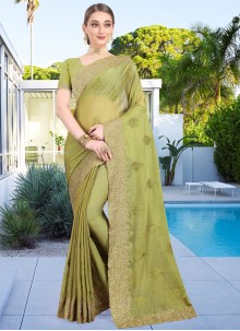 Zari Party Designer Bollywood Saree