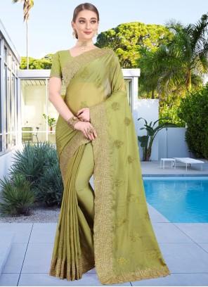 Zari Party Designer Bollywood Saree