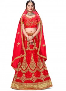 Zari Party Trendy Lehenga Choli