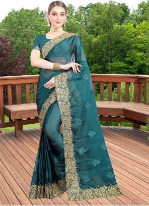 Zari Reception Bollywood Saree