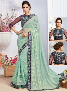 Zesty Classic Saree For Bridal